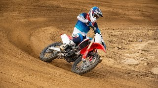 9. Racer X Films: 2019 Honda CRF250R Review