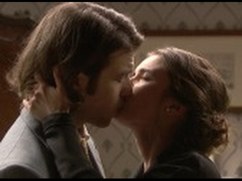 il segreto - il bacio incestuoso tra beatriz e ismael.