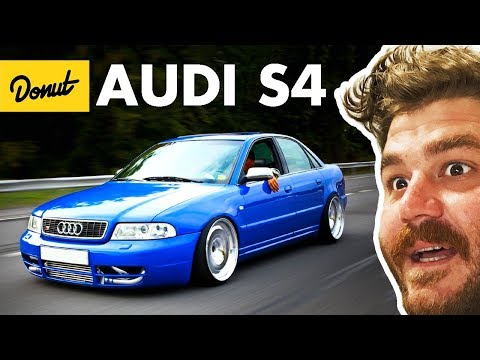 Audi S4 - Everything You Need To Know   Up to Speed