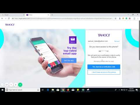 How to Recover or Reset Yahoo Account Password without Phone Number