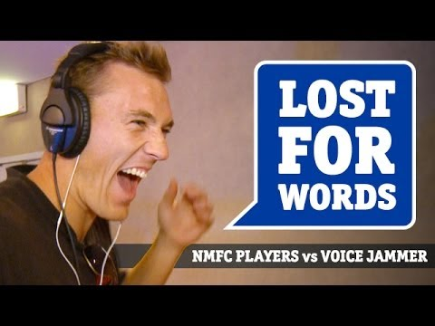 NMFC players vs Voice Jammer