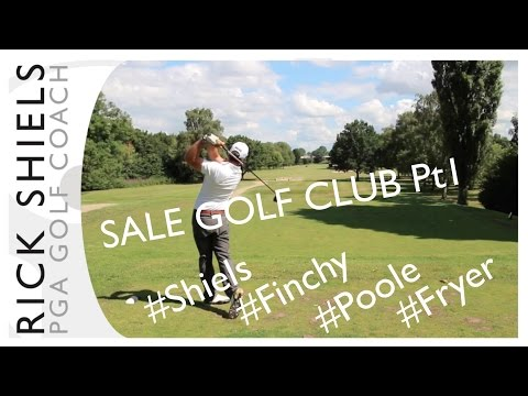 SALE GOLF CLUB 4 BALL MATCH Part 1