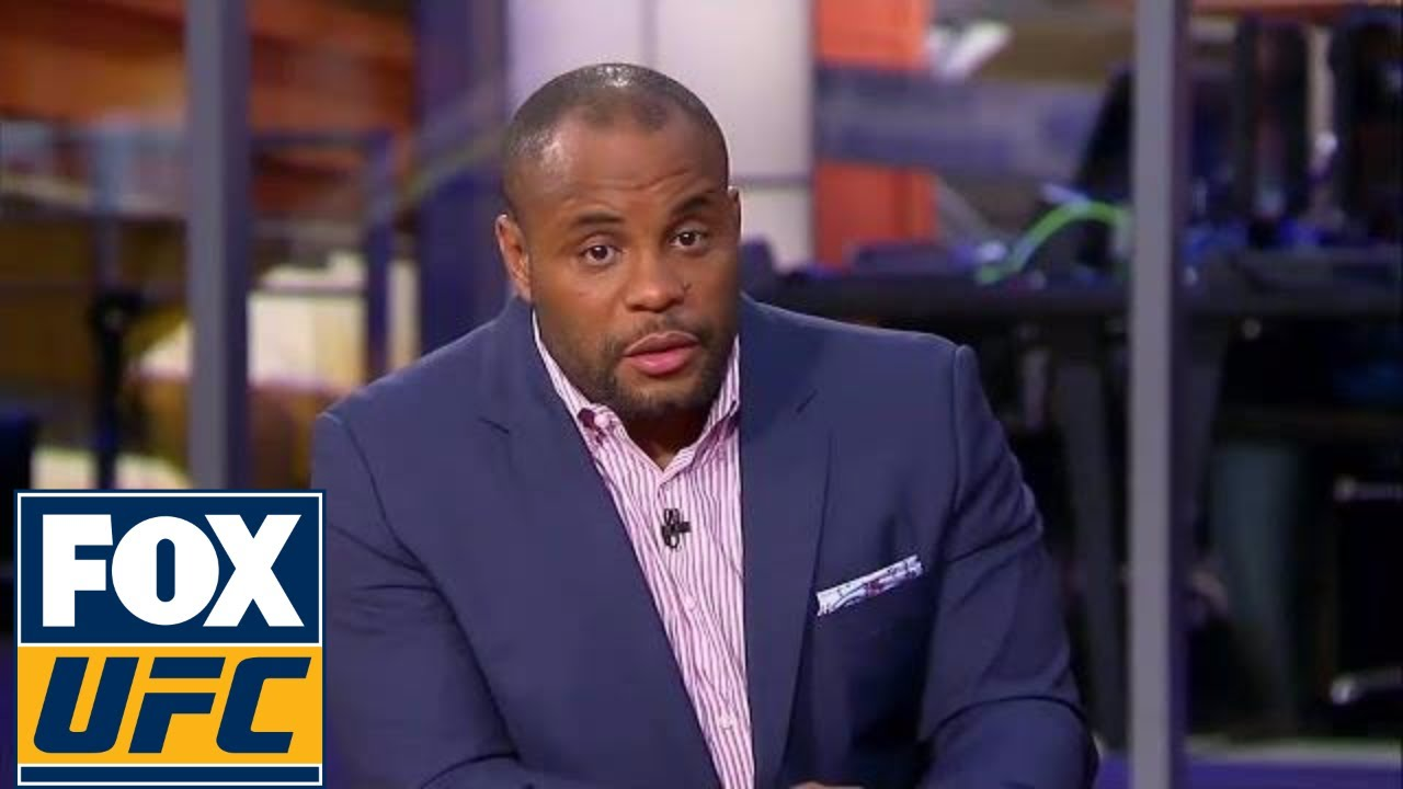 Daniel Cormier talks about Jon Jones