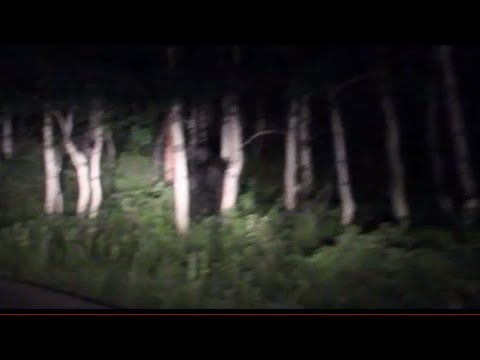 Bigfoot Sighting Near Sundance, Utah