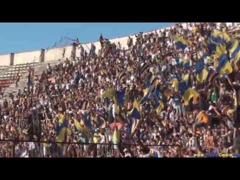 """Video - """"Ahi viene la banda, que loca que está"""" - Los Guerreros - Los Guerreros - Rosario Central - Argentina"""