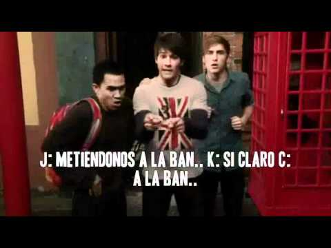 Big Time Movie (Big Time Rush) Trailer EXTENDIDO Subtitulado al español