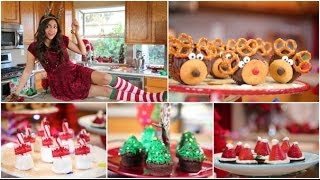 Easy & Yummy diy Holiday Treat Recipes! - YouTube
