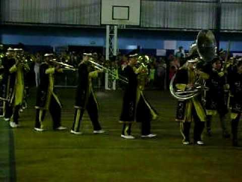 Banda marcial ribeirão dos indios - entradaa 20009