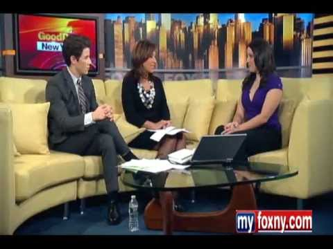 Valentine's Date Ideas w. Nick Jonas on Good Day New York 2012