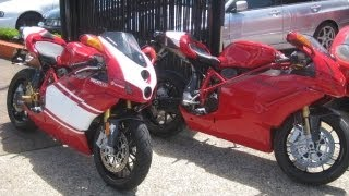 9. Ducati 999R / 999S Compliance Available @ www.EdwardLees.com.au with Phil and Len