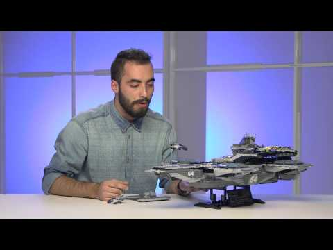LEGO Exclusive - Super Heroes SHIELD Helicarrier