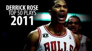 Derrick Rose - Top 50 Plays Of 2011 [Playoffs]