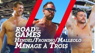 Nonton Road To The Games 16 02  Hendel   Froning   Malleolo Film Subtitle Indonesia Streaming Movie Download