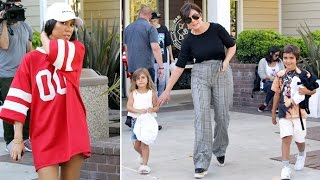Video Penelope And Mason Disick Shout Out 'Don't Take Pictures' At 'KUWTK' Filming MP3, 3GP, MP4, WEBM, AVI, FLV November 2017