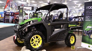 6. 2017 John Deere Gator RSX 860i Utility ATV - Walkaround - 2016 Toronto ATV Show