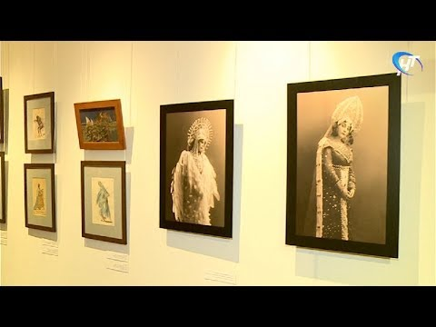 В музее изобразительных искусств начала работу выставка, посвященная истории Большого театра