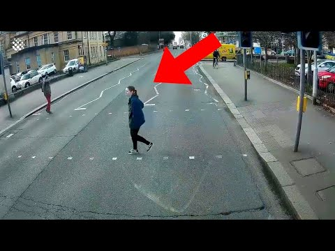 10 MOST Scary Close Calls Caught On Camera