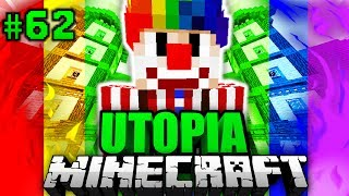 DAS ist DER BÜRGERMEISTER?! - Minecraft Utopia #062 [Deutsch/HD] Video