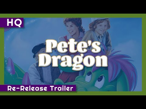 Pete's Dragon (1977) Re-Release Trailer
