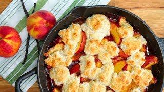 3 Summer DESSERTS | Crisp, Crumble & Cobbler! by The Domestic Geek