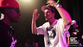 QC Clash | Freddy Gruesum vs. Lesam