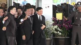 Fugitive Ex-leader Thaksin Dominates Thai Election