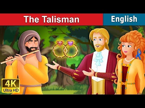 The Talisman Story in English  | Stories for Teenagers | English Fairy Tales