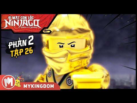 Bí Mật Cơn Lốc Ninjago - Phần 2 | Tập 26: Sự Trổi Dậy Của Tổ Sư Spinjitzu -Hoạt Hình Lồng Tiếng Việt - Thời lượng: 21:56.
