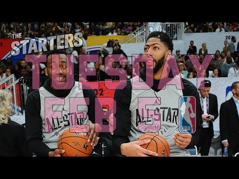 Video: NBA Daily Show: Feb. 5 - The Starters