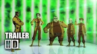 Nonton Mighty 7 | Official Trailer 2014 HD Stan Lee Film Subtitle Indonesia Streaming Movie Download