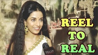 "Checkout this new segment ""Reel To Real"" where stars talk about changes of themselves on & offscreen.. Here in our segment we have Pooja Sharma aka Goddess Parvati/Mahakali of Mahakali - Anth Hi Aarambh Hai (Colors) talk about how is her real life from reel life.. Do leave your comments and hit like button!➤Subscribe Telly Reporter @ http://bit.do/TellyReporter➤SOCIAL MEDIA Links: ➤https://www.facebook.com/TellyReporter➤https://twitter.com/TellyReporter➤https://www.instagram.com/TellyReporter➤G+ @ https://plus.google.com/u/1/+TellyReporter"