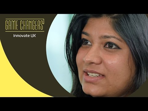 Game Changers: Women In Innovation — Joyeeta Das, Gyana