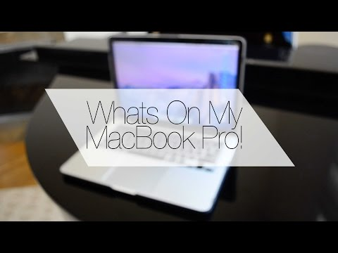 macbook Pro - Hey Guys, today I have an interesting video ~ this was requested by a viewer and I was fresh out of ideas, so I thought; Why Not? - Enjoy! Giveaway: http://g...