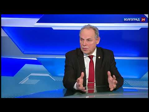 Владимир Лысак, ректор ВолгГТУ, академик РАН
