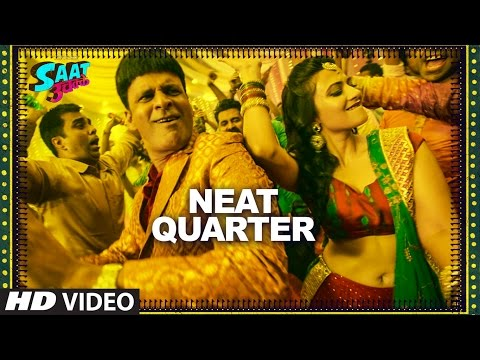NEAT QUARTER Video Song || Saat Uchakkey || Manoj