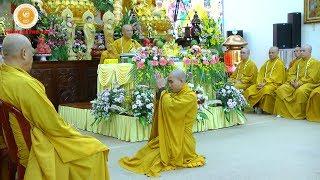 Đại Đức Thích Giác Nhàn Hướng Dẫn Lễ Phật & Niệm Phật