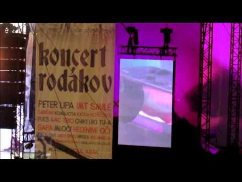 VIDEO z Koncertu rodákov: Známu hymnu mesta zahrala Komajota