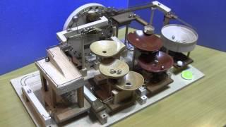 Amazing Quad Marble Machine