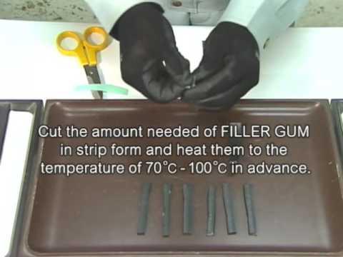 MR + Filler gum + Floater gum