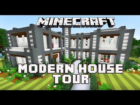 minecraft house tour - Well hello there, GoodTimesWithScar here bringing you a new creative building series of step-by-step videos. The videos are a series of tutorials on how to b...