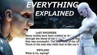 Video Prometheus Script Reveals TRUTH about Engineers, Black Goo and Deacon MP3, 3GP, MP4, WEBM, AVI, FLV November 2018
