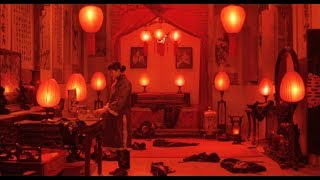 Raise the Red Lantern (1991) - Chinese Movie Review