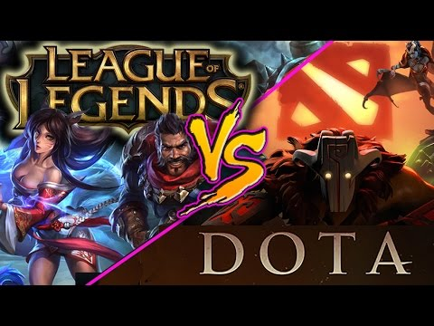 DeadLock: LoL vs. DOTA, Which Game is Better?
