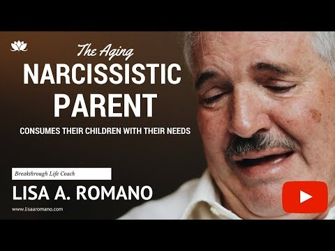 Caring for Aging Narcissistic Parent and the Power of Letting Go