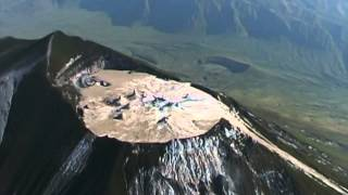 Oldonyo Lengai, el monte sagrado de los Masáis. La lava más fría del planeta.