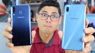 Samsung Galaxy M30 vs A30 - QUAL O MELHOR PRA VOCÊ!