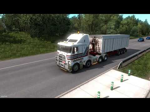 Kenworth K200 v14 HCC edit (BSA Revision) for ATS v1.39