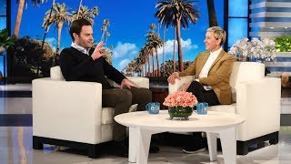 Video Bill Hader Got Kicked Out of Kate McKinnon's 'SNL' Audition MP3, 3GP, MP4, WEBM, AVI, FLV Desember 2018