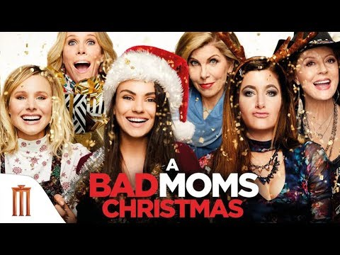 A Bad Moms Christmas - Official Trailer [ซับไทย]  Major Group
