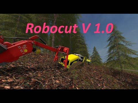 Robocut v1.0
